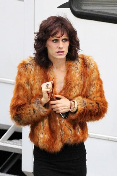The Dallas Buyers Club: Jared Leto sul set - l'attore interpreta un travestito