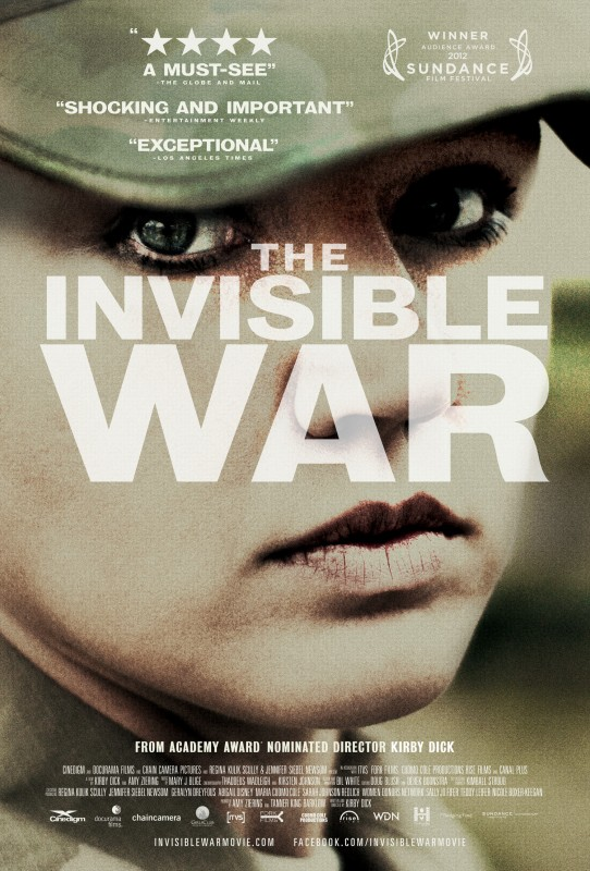 The Invisible War: la locandina del film