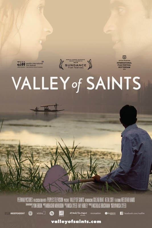 Valley of Saints: la locandina del film