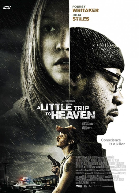A Little Trip to Heaven: la locandina del film