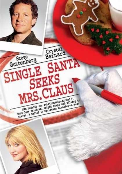 Babbo Natale cerca moglie: la locandina del film