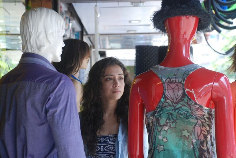 I.D.: Geetanjali Thapa in una scena del film