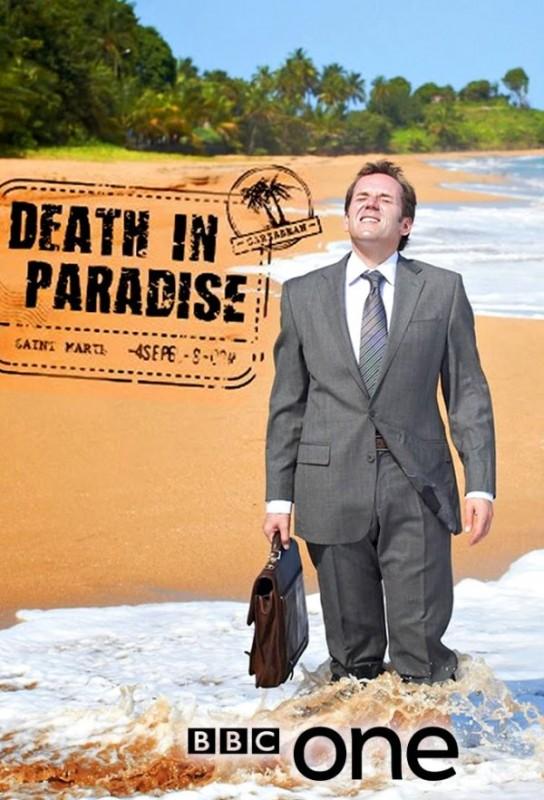 La locandina di Delitti in Paradiso