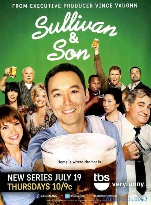 La locandina di Sullivan & Son