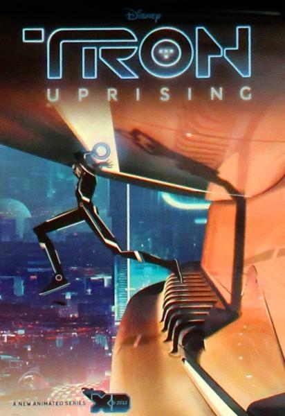 La locandina di TRON: Uprising
