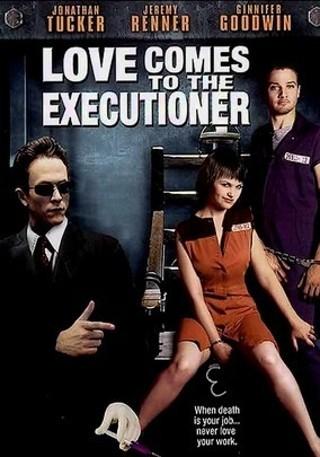 Love Comes to the Executioner: la locandina del film