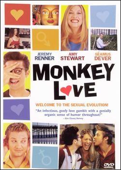 Monkey Love: la locandina del film