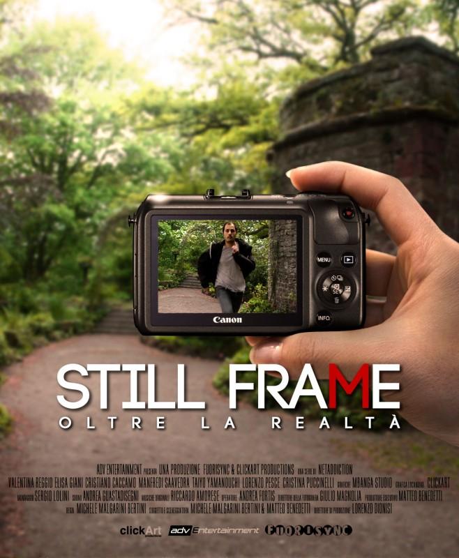 Still Frame: uno dei poster della web series