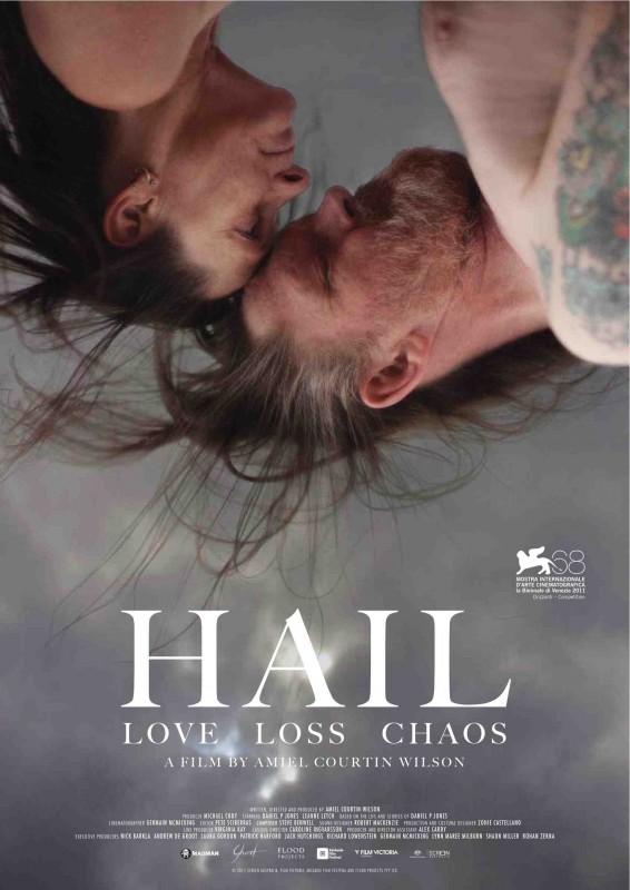 Hail: la locandina del film