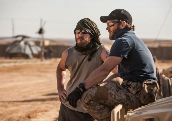 Operazione Zero Dark Thirty: Chris Pratt e Joel Edgerton in uniforme