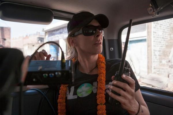 Operazione Zero Dark Thirty: un primo piano della regista Kathryn Bigelow