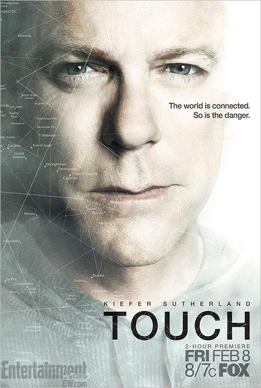 Touch: un poster della stagione 2
