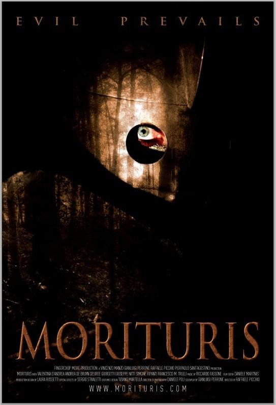 Morituris: la locandina del film
