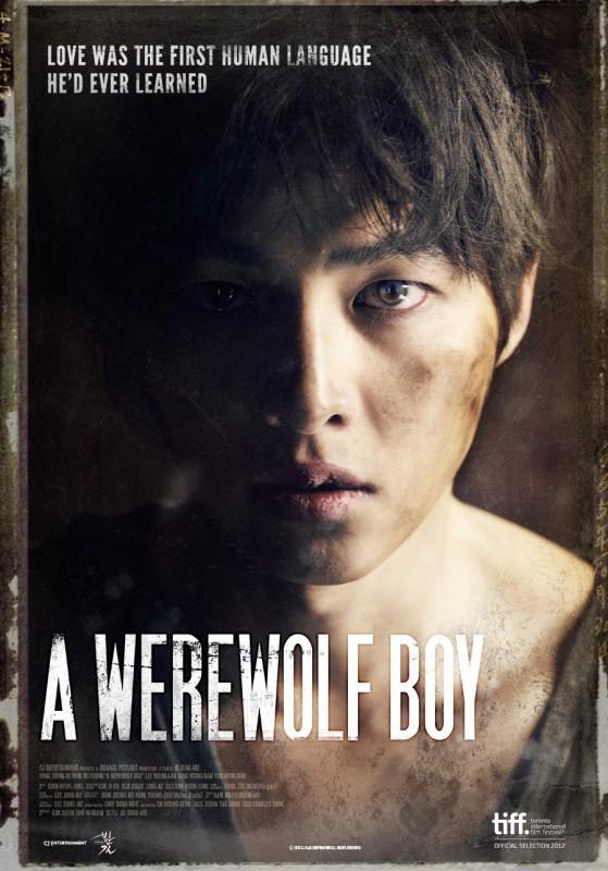 A Werewolf Boy: la locandina del film