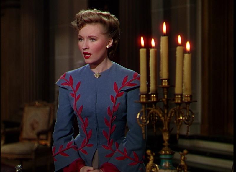 Il Fantasma dell'Opera: Susanna Foster in una sequenza del film