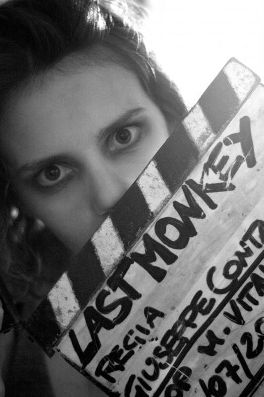 Last Monkey - The Series: una foto dal set