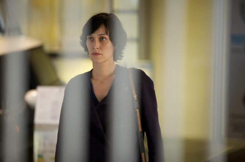 Trois mondes: Clotilde Hesme in una sequenza del film