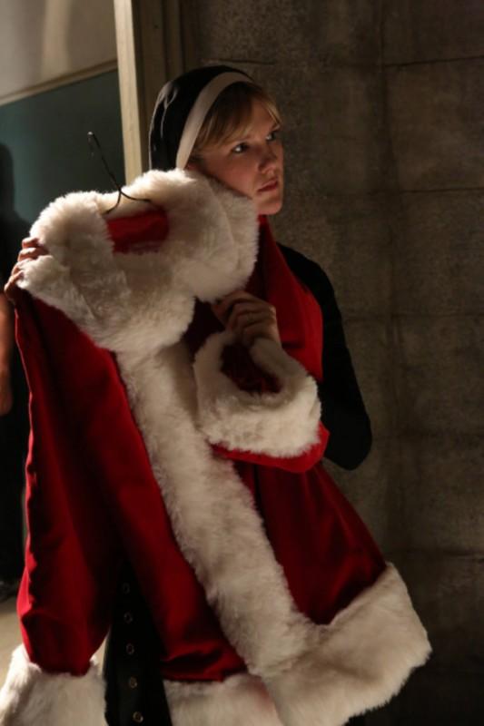 American Horror Story, Asylum - Lily Rabe nell'episodio Unholy Night