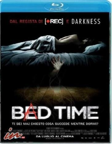 La copertina di Bed Time (blu-ray)