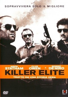 La copertina di Killer Elite (dvd)