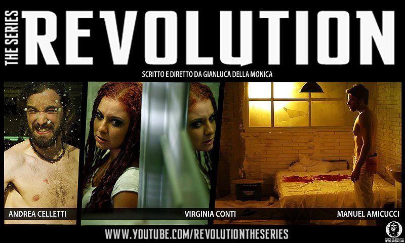 La locandina di Revolution The Series