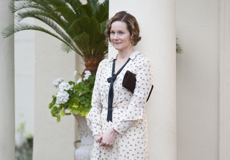 Laura Linney è Daisy nel biopic A Royal Weekend