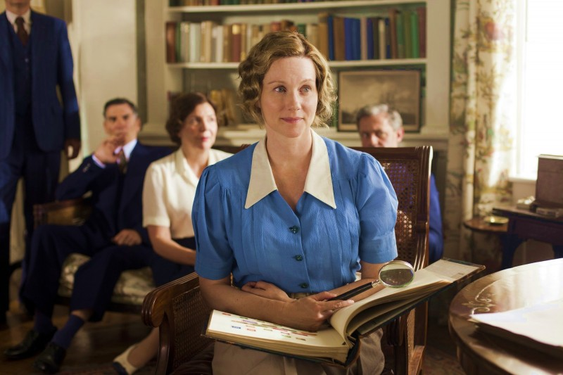 Laura Linney è Daisy nel biopic A Royal Weekend, del 2012