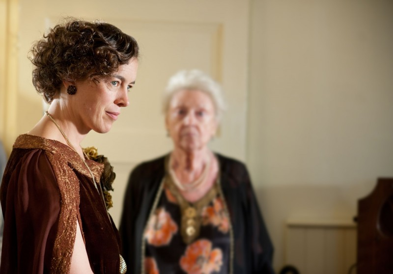 Olivia Williams è Eleanor Roosevel in A Royal Weekend