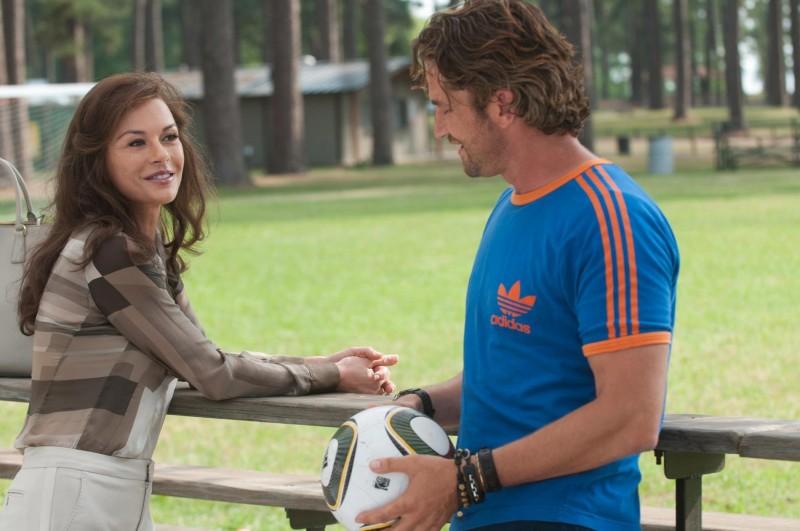 Quello che so sull'amore: Gerard Butler e Catherine Zeta-Jone nel film di Muccino