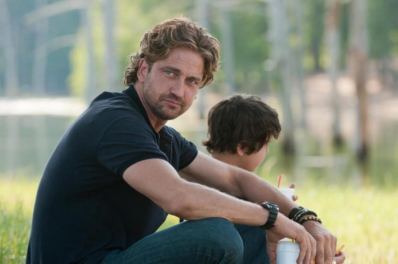 Quello che so sull'amore: Gerard Butler è George, il protagonista del film di Gabriele Muccino