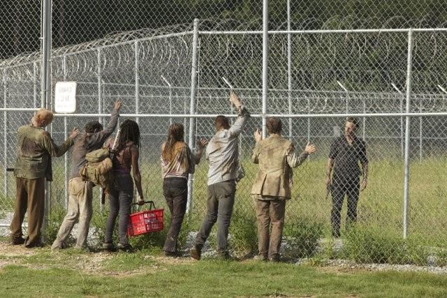 The Walking Dead: Erranti in azione nell'episodio Infiltrati