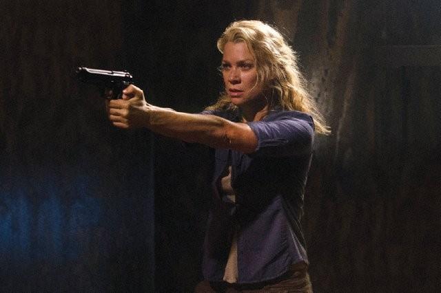 The Walking Dead: Laurie Holden è Andrea nell'episodio Fatti per soffrire