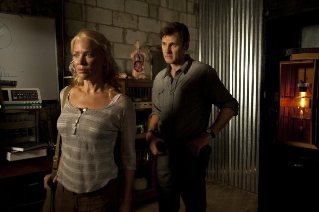 The Walking Dead: Laurie Holden e David Morrissey nell'episodio Infiltrati