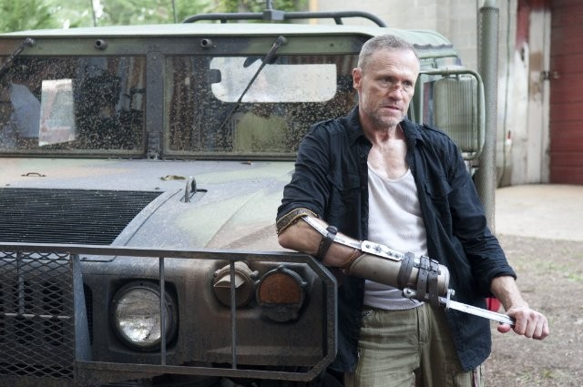 The Walking Dead: Michael Rooker è Merle Dixon nell'episodio Infiltrati