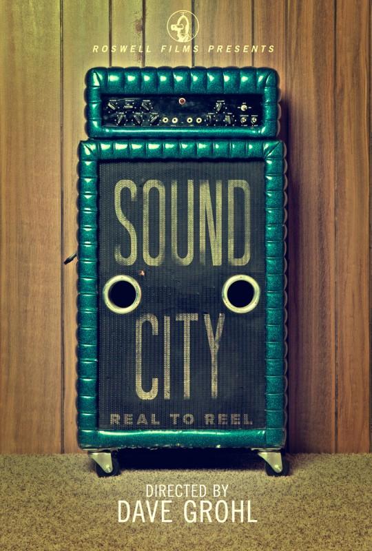 Sound City: la locandina del film