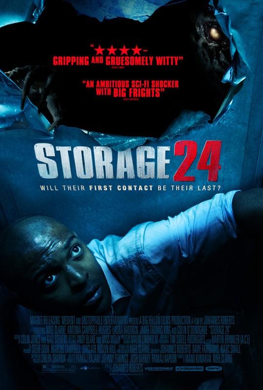 Storage 24: ecco la seconda locandina