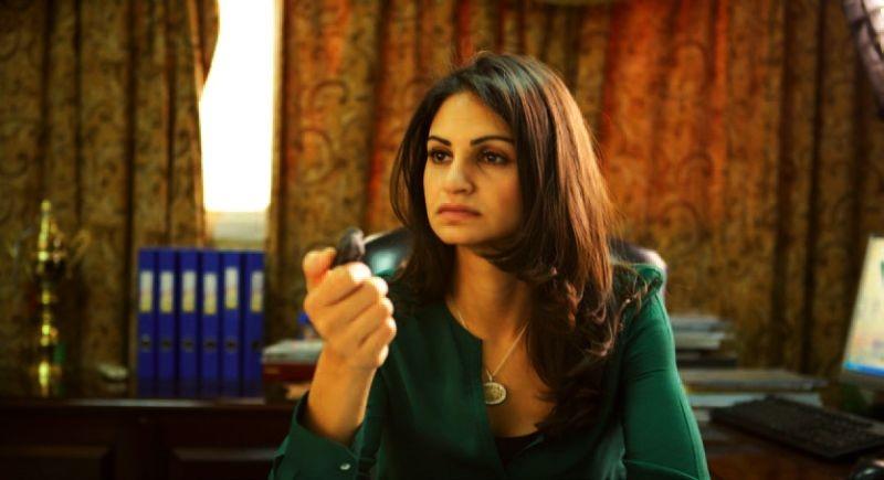 Wadjda: Reem Abdullah in una scena del film di Haifaa Al Mansour