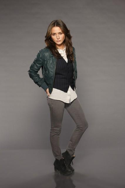 Zero Hour: Addison Timlin in una foto promozionale della serie
