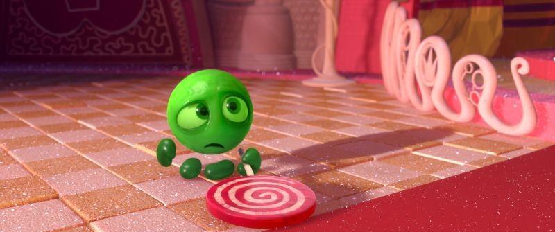 Ralph Spaccatutto: un buffo personaggio verde tratto dal film