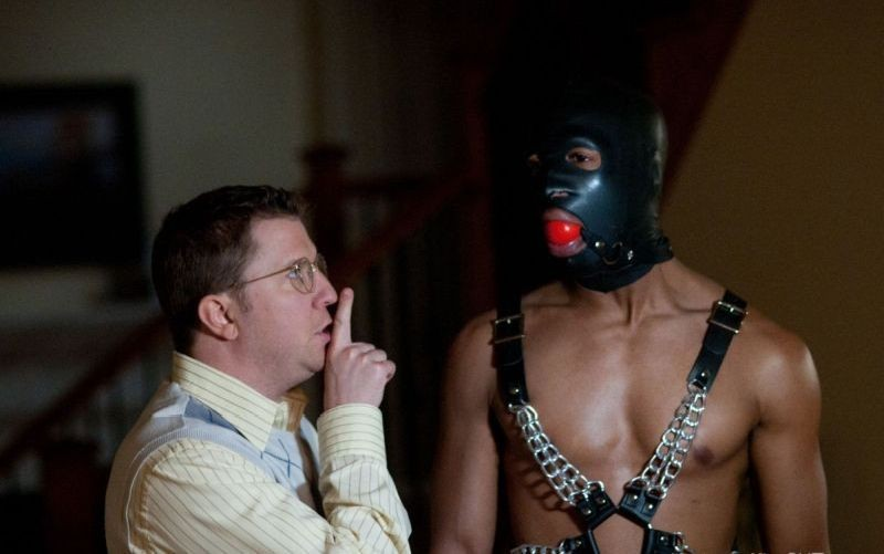 Ghost Movie: Marlon Wayans e Nick Swardson in una bizzarra scena del film