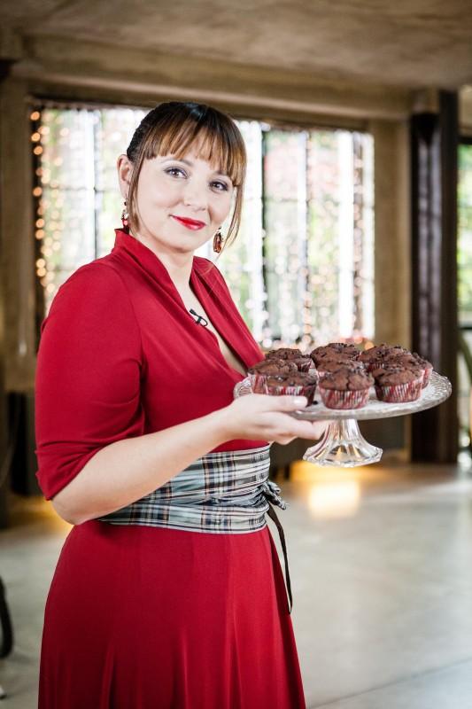 I dolcetti di Paola: Paola Panzieri in una immagine promo dello show