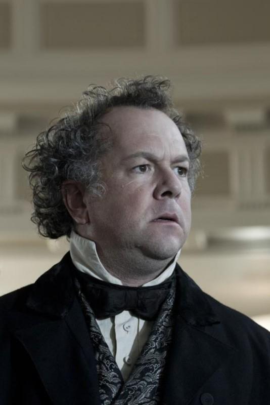 Lincoln: David Costabile in una scena del film nei panni di James Ashley