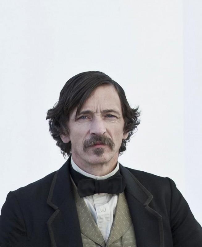 Lincoln: John Hawkes nei panni di Robert Latham in una foto promozionale