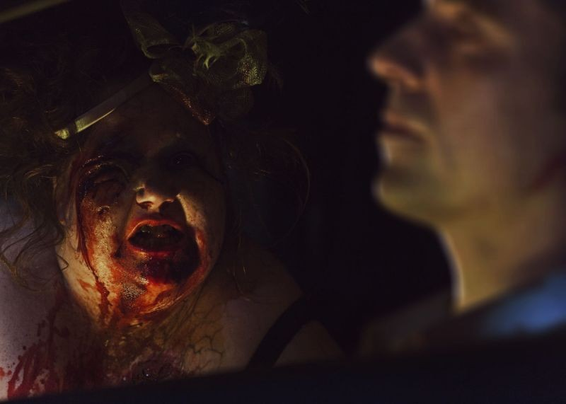 Rec 3 - La genesi: una spaventosa scena del film