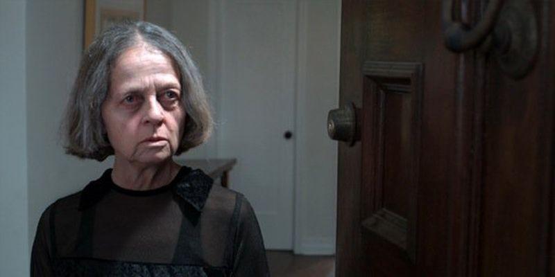 The Ghostmaker: Karen Teliha in un'inquietante scena del film