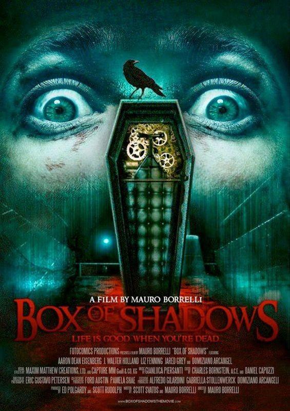 The Ghostmaker: la locandina internazionale del film