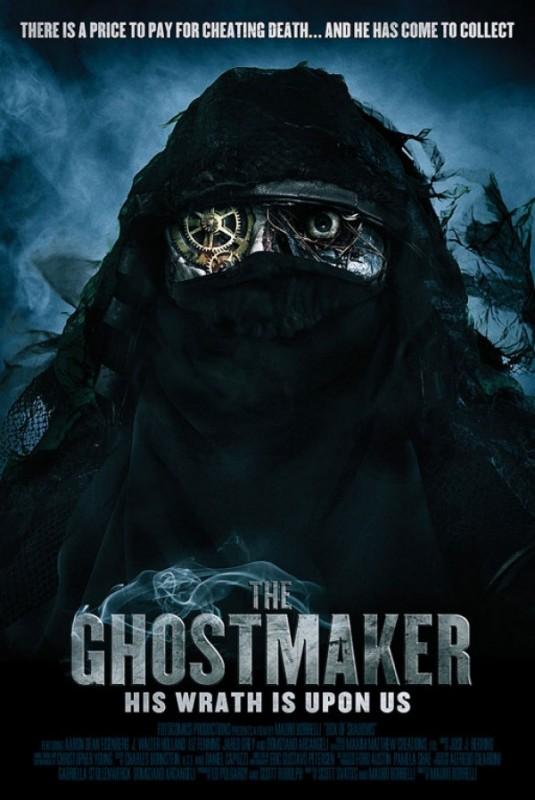 The Ghostmaker: la nuova locandina internazionale del film