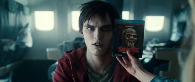 Warm Bodies: Nicholas Hoult a confronto con il film Zombie di Lucio Fulci