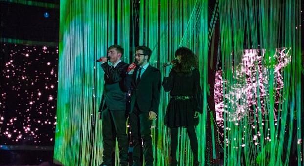 X Factor 6: gli Akmè tornano sul palco del talent per la prima finale