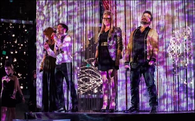 X Factor 6: i 4 finalisti in apertura della prima finale del 6 Dicembre